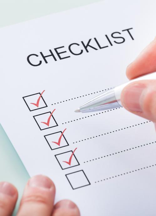 Checklist trouwen: met deze tijdlijn sla je niets over !